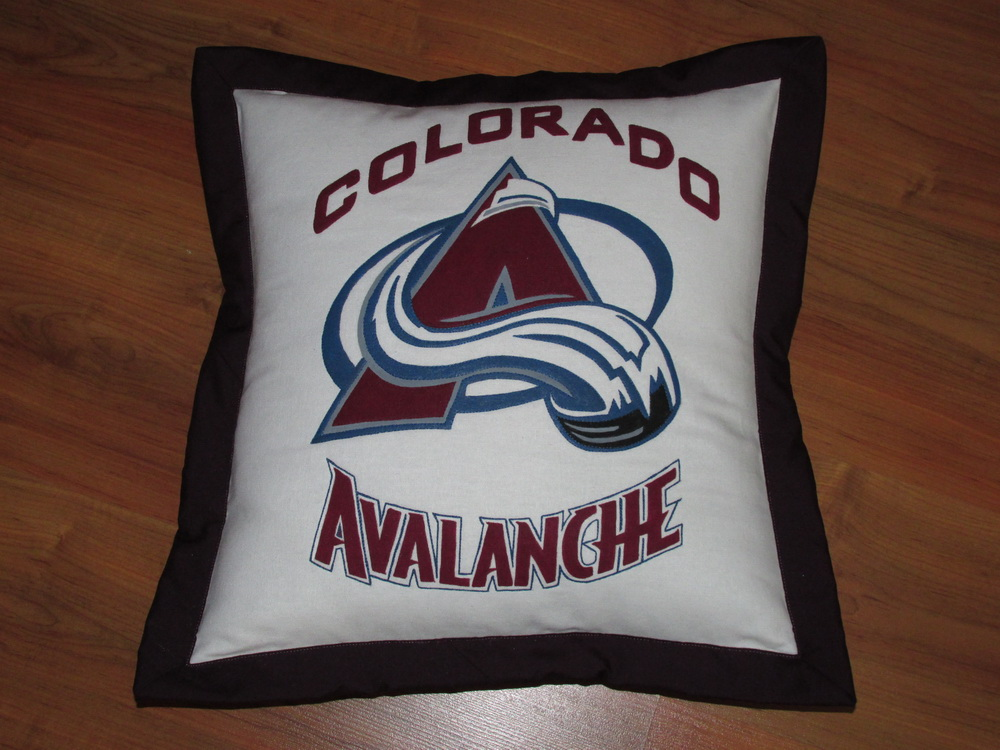 Vankúš - Colorado Avalanche
